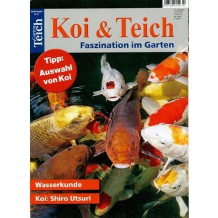 Stunning  Kio und Garten jetzt im neuen Magazin Gartenteich Sonderheft im