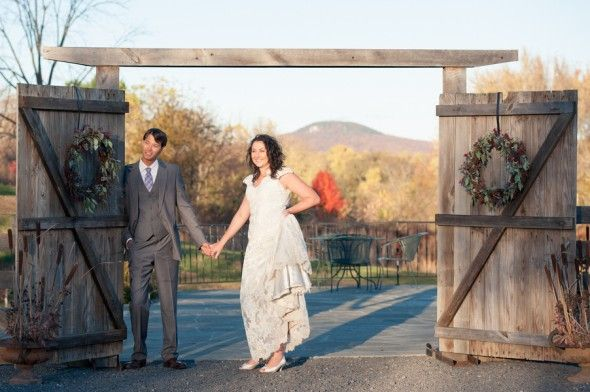 Virginia Barn Wedding: Cadace   Spencer