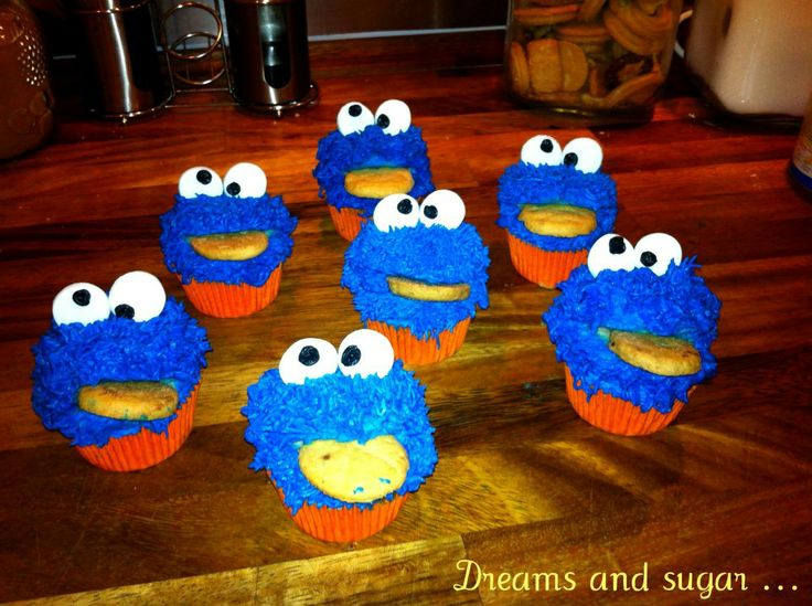 coockie monster's