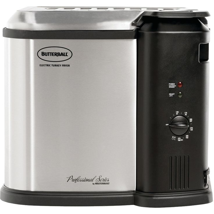 MASTERBUILT 23010115 8-Liter Butterball(R) Electric Turkey Fryer
