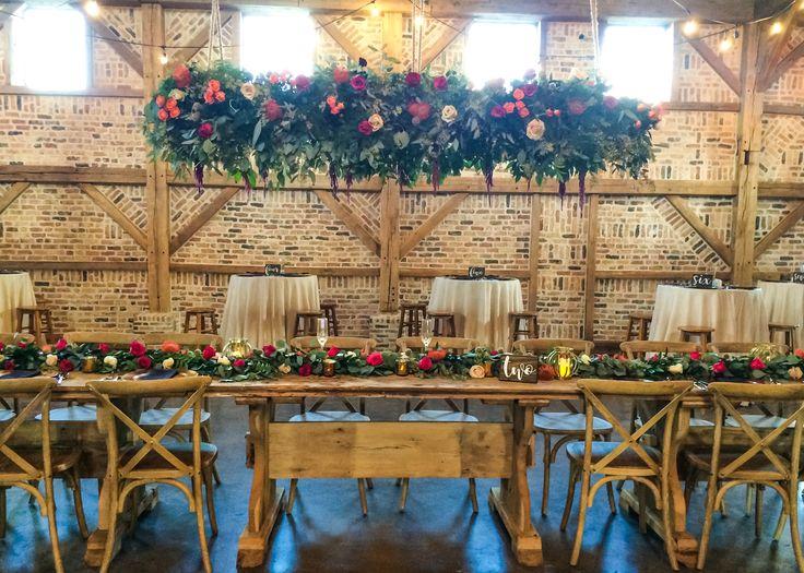 Blythe barn wedding