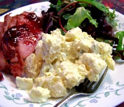 Weight Watchers Creamy Dill Pickled Potato Salad recipe – 4 points