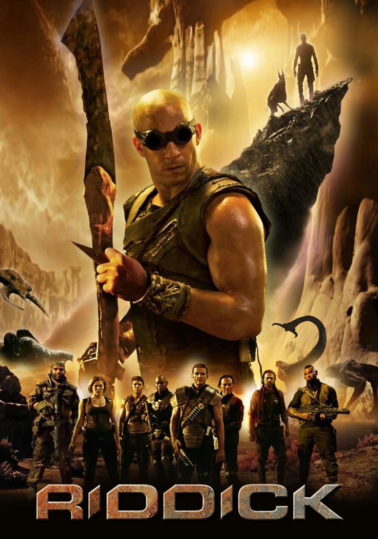 The Chronicles Of Riddick, Riddick ( Part 3 )