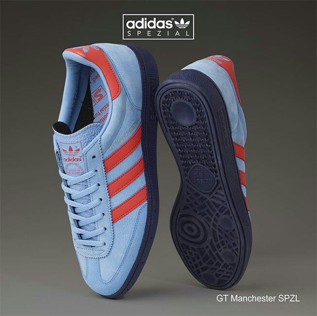 adidas Spezial GT Manchester advertising - hot release in '16