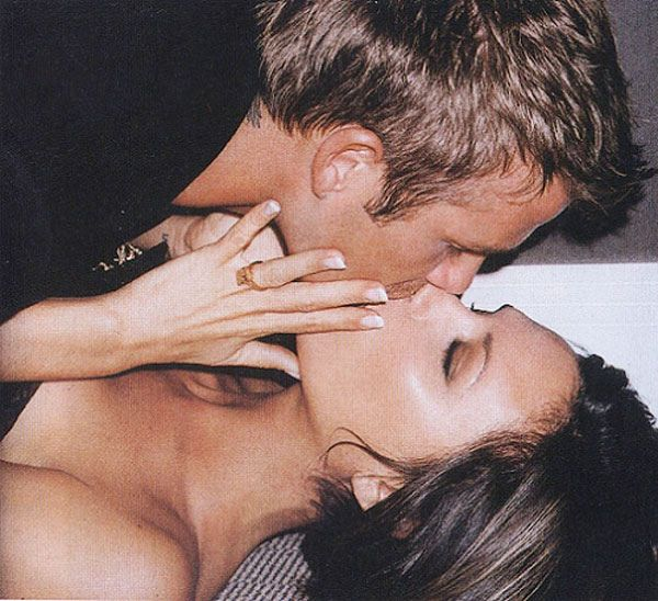{great love stories № 14 | david & victoria beckham} by {this is glamorous}, via Flickr