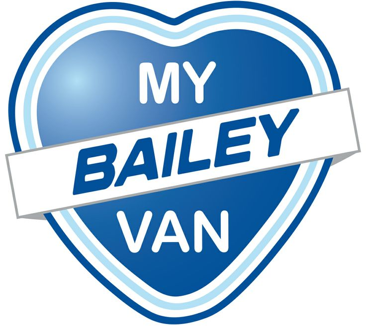 The My Bailey Van competition logo
