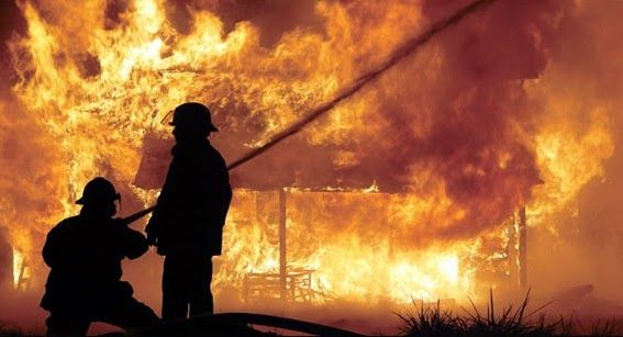 Test Questions firefighting test in the NFPA CODE