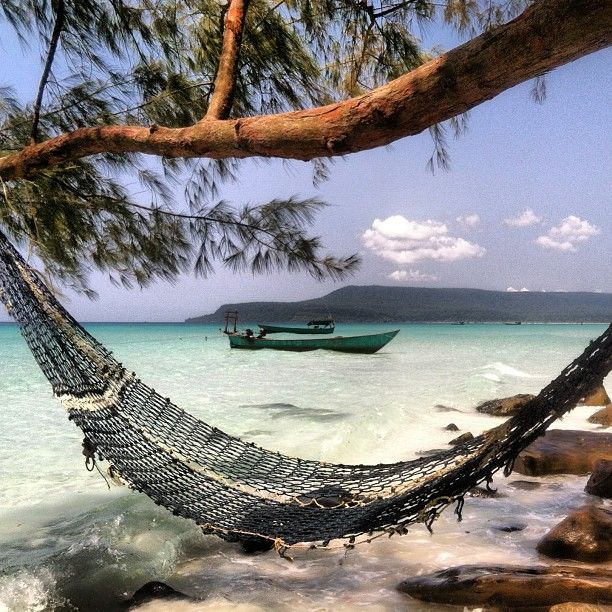 Cambodja - Monkey Island