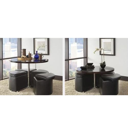The Modern Cosmos Table Group Will Look Great In Your Dining Room