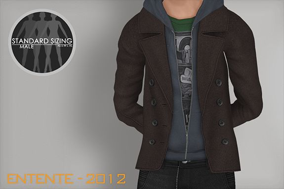 Print T Shirt with classic jacket