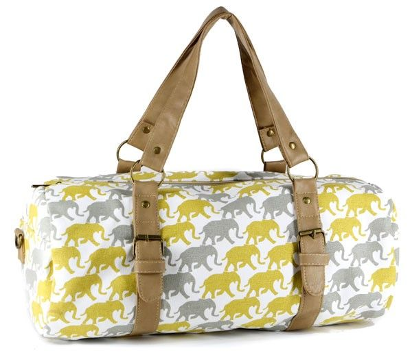 Elephants cheap jordans   print bag duffel Love real Canvases    where Print    Elephant elephant Products canvas and I to get