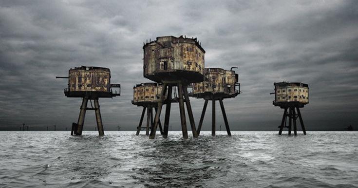 18 όμορφα στοιχειωμένα εγκαταλελειμμένα μέρη στον κόσμο