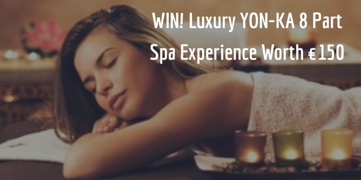 #COMPETITION #WIN Luxury YON-KA 8 Part Spa Experience Worth €150 at South William Clinic & Spa. Enjoy an invigorating & exfoliating full body brush, full body massage, customised Yon-Ka facial, luxury Yon-Ka masque, eye contour treatment, hand & arm massage, scalp massage and complimentary herbal tea✨ To Enter Ans the Q via the Link #GoodLuck #GiveAway