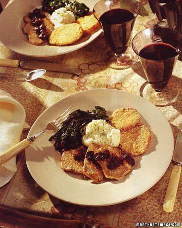 ... Sauce side Herbed Mashed Potatoes dessert Apple Phyllo Cornucopias
