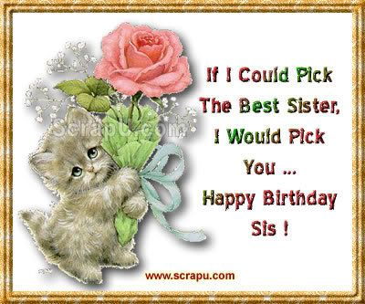 Best 25 Happy birthday sister cards ideas – Happy Birthday Card for My Sister