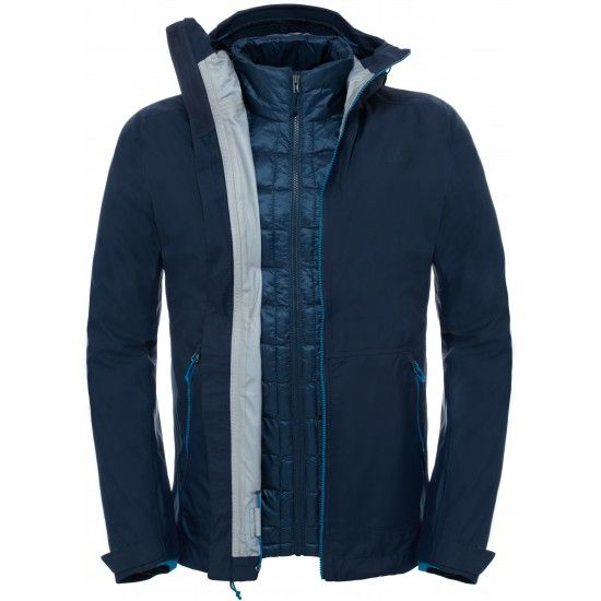 THE NORTH FACE Biston Quadclimate Jacket férfi kabát