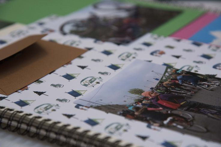 best memories inspired by camp scrapbook patterns