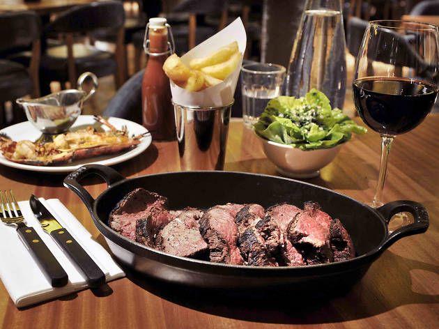 London Best Steak Restaurants