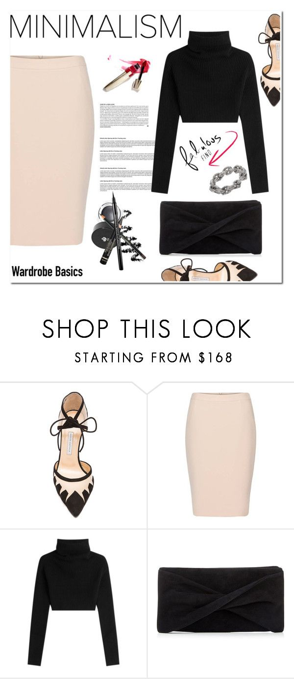 """""""minimalism style"""" by miss-sunshine-25 ❤ liked on Polyvore featuring Bionda Castana, Valentino, Reiss and Konstantino"""