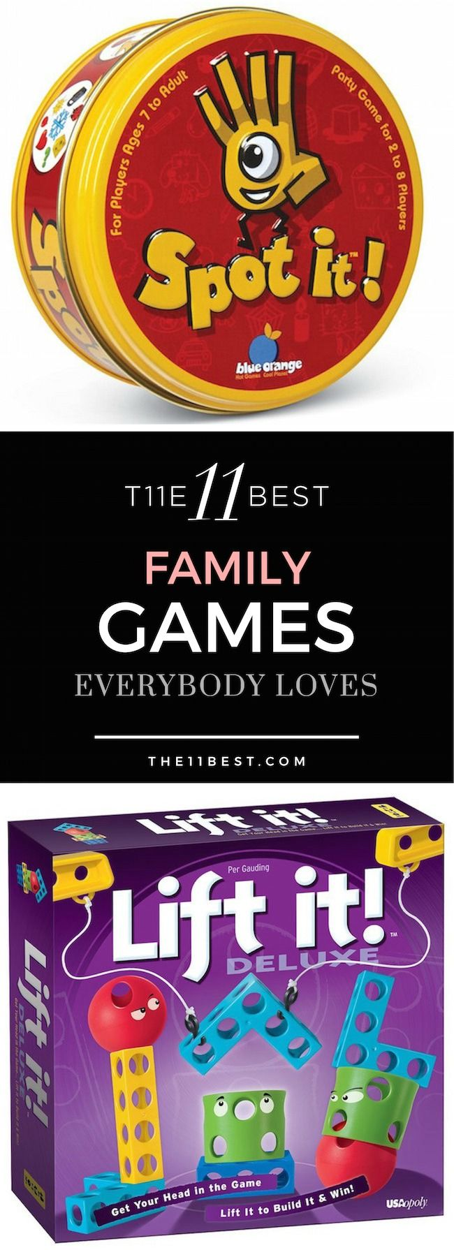 The 11 Best Family Games for get togethers and holidays