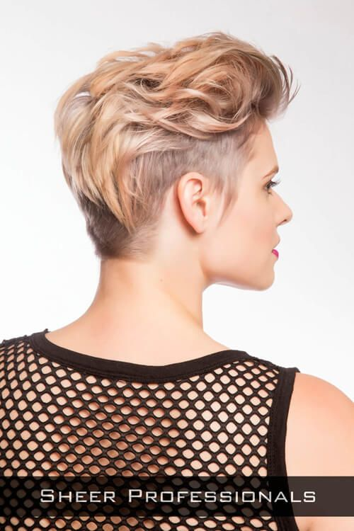 ideas about Edgy Short Haircuts on Pinterest   Edgy short hair, Edgy ...