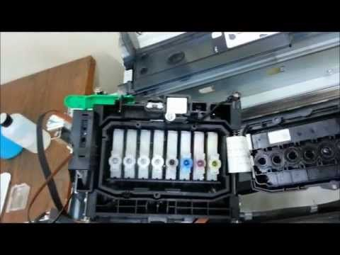 Unclog Brother Printer LC51C - Yahoo Video Search Results