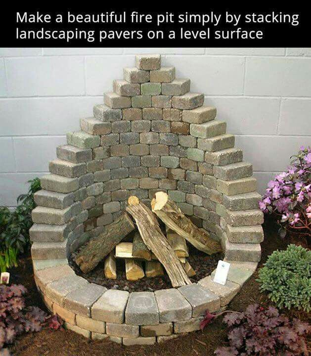 Cool firepit