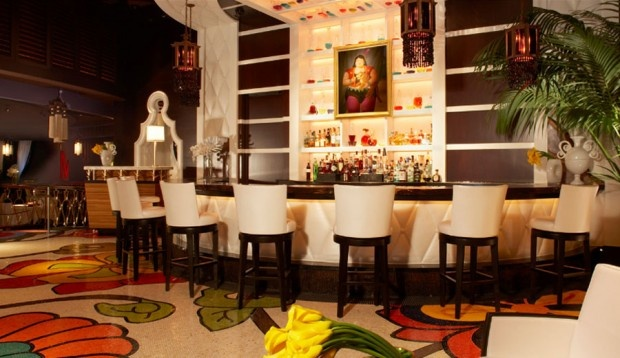 Botero las vegas cafe bar ideas pinterest las vegas for Interior design las vegas