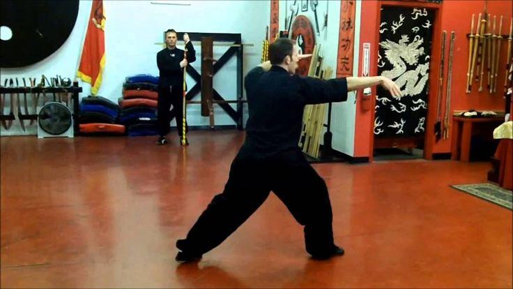 Hidden fists martial arts