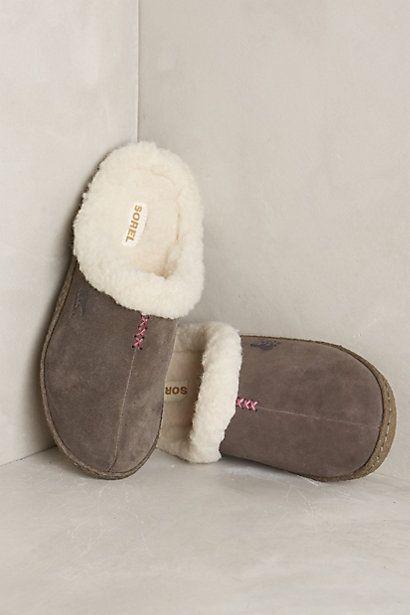 cozy slide slippers