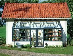 Bildresultat för orangeri intill hus