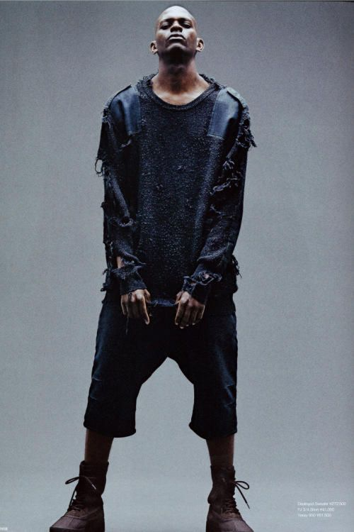 Kanye West's Yeezy Season 1 Featured in 'SENSE' Editorial | Complex