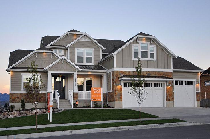 36 best edge homes utah images on pinterest utah model for Cost to build a house in utah