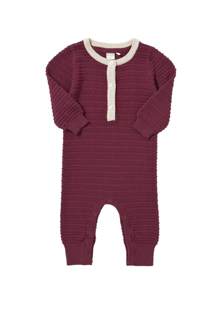 Clothing at Tesco | Name It Nabiha Knitted All In One > all in ones > Baby Boys > Baby