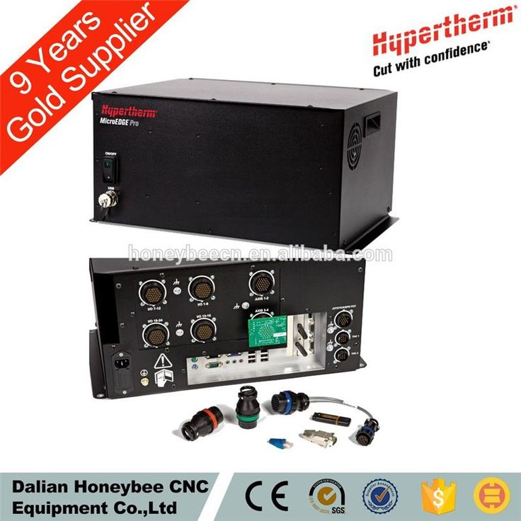 cheap USA Hypertherm controller Micro-edge pro for CNC cutting machine For Metal Plate Cutting