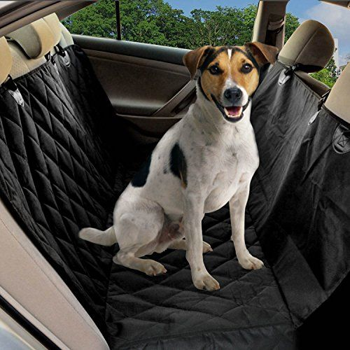 Car Seat Cover For Dogs With Hammock Option