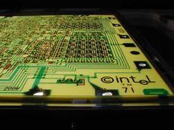 Intel 4004 — 45th Anniversary Project