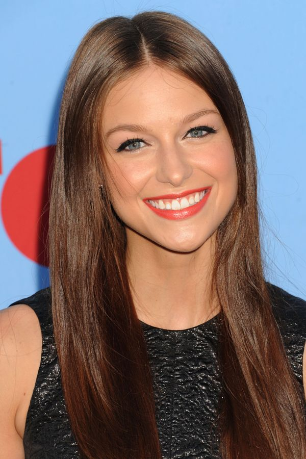 Melissa Benoist makeup (Marley from glee