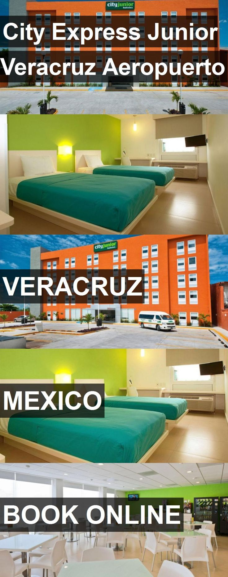 Hotel City Express Junior Veracruz Aeropuerto in Veracruz, Mexico. For more information, photos, reviews and best prices please follow the link. #Mexico #Veracruz #CityExpressJuniorVeracruzAeropuerto #hotel #travel #vacation