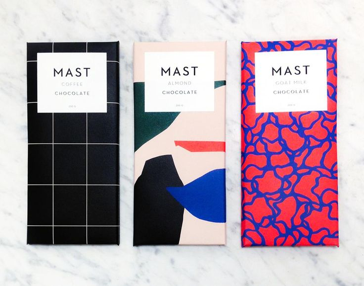 New Mast Brothers wrappers