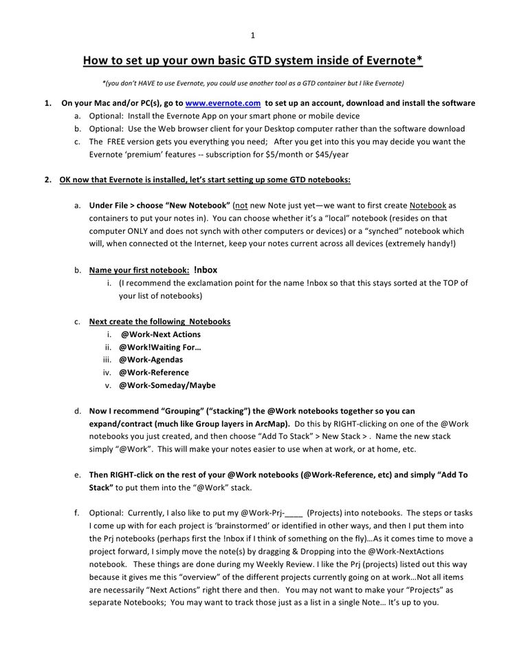the secret weapon gtd pdf