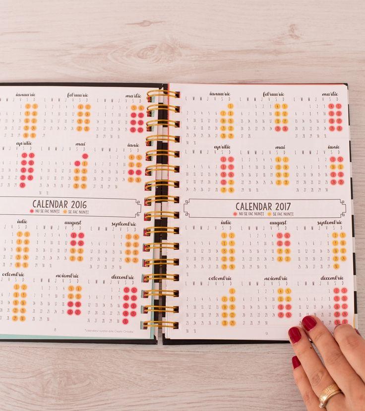 Wedding Planner - Agenda de nunta Lady Cozac38