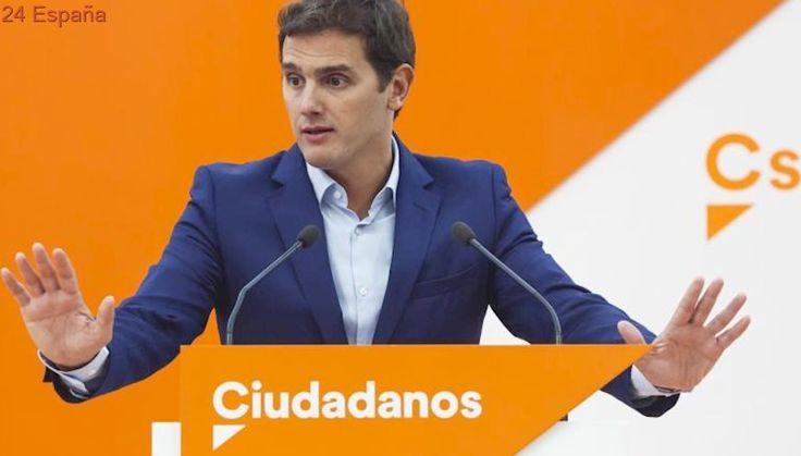 Albert Rivera plantea meter en la 'nevera' a Rajoy durante cuatro años