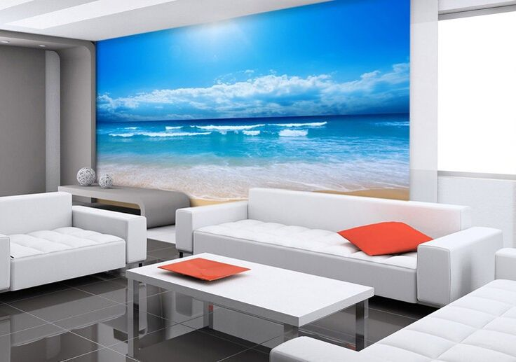 Wystrój wnętrz w stylu plażowym - DecoArt24.pl