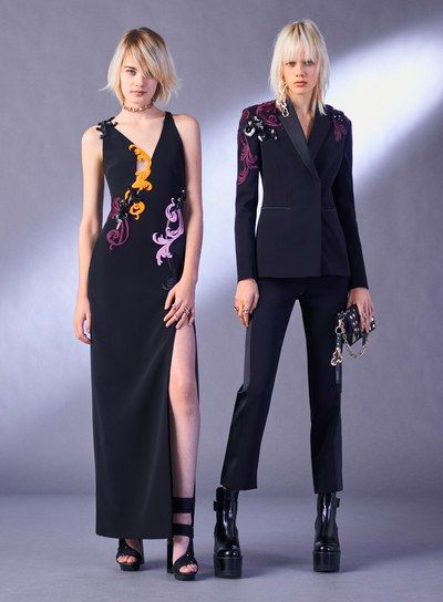 Versace Pre-Fall 2017 Collection Photos - Vogue
