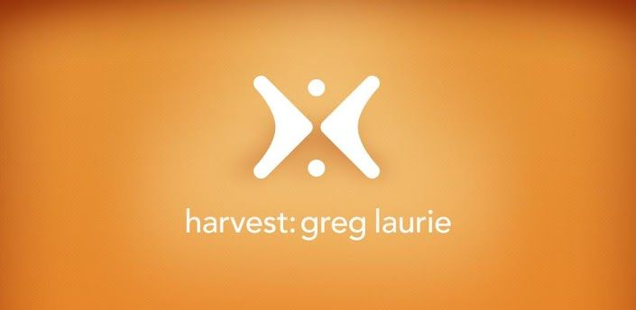 Harvest: Greg Laurie, i'm so glad I found this app!!