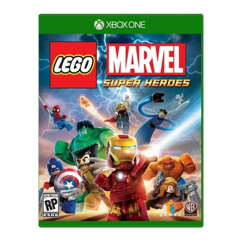 LEGO Marvel Heroes (Xbox One)