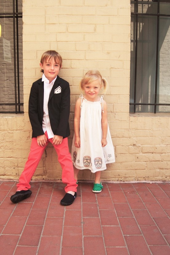 More #ZatigandVoltaire to feed your little ones' hunger for #style! #Lexi and #Drew   http://www.devlishangelz.ca/