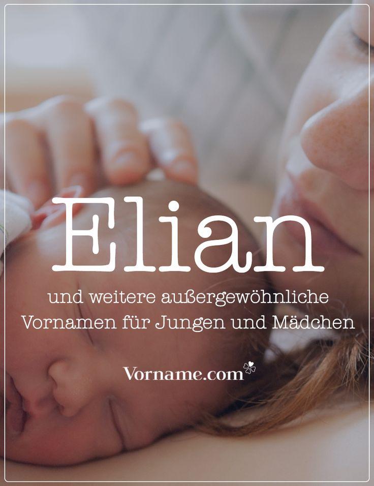 Vous aimez rarement les prénoms et vous recherchez une fille appropriée …   – Seltene Babynamen