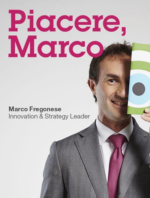 Nome: Marco Fregonese Si occupa di: aiuta le aziende a crescere e a essere più profittevoli, a usare le nuove tecnologie per cambiare modo di lavorare, a diventare social … e tanto altro ancora. Segni...